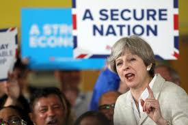 general election 2017 theresa may slams jeremy corbyn as u0027too