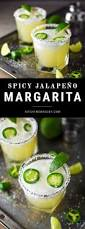 jalapeno margaritas spicy jalapeño margarita recipe elderflower margaritas and limes