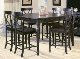Best Pub Style Table Sets Kitchen Bar Table Stool Sets Natural And