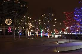 file bicentennial park columbus ohio winter lights 2014 2 jpg