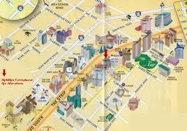 Caesars Palace Las Vegas Map by Menona U0027s Outlook Las Vegas