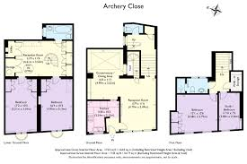 4 bed mews house for sale in archery close hyde park w2