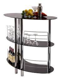 Entertainment Bar Cabinet Create An Instant Bar Counter With Martini Entertainment Unit