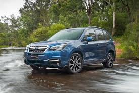 subaru suv forester subaru forester 2 5i l 2017 review snapshot carsguide