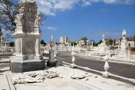 christopher columbus cemetery havana cuba dark island photos