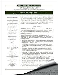 executive director resume samples human resources executive resume
