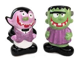 freaky friends salt u0026 pepper shakers by burton u0026 burton