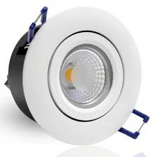 warm led recessed lights directional 5w cob led recessed lighting fixtures 2800k warm white