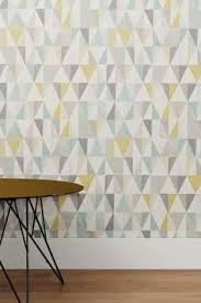 Kitchen Wallpaper Designs by Black And White Geometric Wallpaper Geometric Pattern Removable
