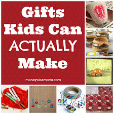 images of handmade gifts for kids handmade holiday gifts kids can