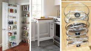 kitchen cabinet storage ideas 12 easy small kitchen storage ideas
