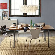 Industrial Style Dining Room Tables Interior Build Industrial Dining Table Brunel Industrial Dining