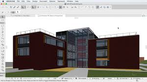 archicad 20 performance overview archicad pinterest