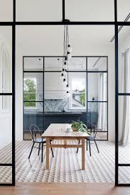 Kitchen Partition Wall Designs Best 25 Glass Partition Wall Ideas On Pinterest Glass Partition