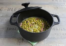 comment cuisiner les petits pois recette de petits pois petits pois à la française