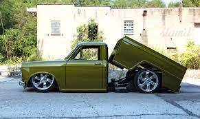slammed datsun truck homebuilt hero joe u0027s all in 1965 datsun l320 u2013 slam u0027d mag
