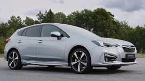 The New 2018 Subaru Impreza Youtube