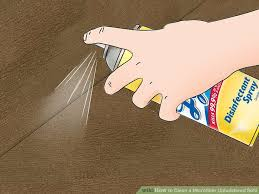 Solvent Based Cleaner For Upholstery The Best Ways To Clean A Microfiber Upholstered Sofa Wikihow