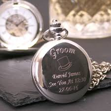 Wedding Gift For Bride Engraved Wedding Pocket Watch Gift By Giftsonline4u