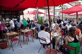 Roof Top Bars In Nyc Best Rooftop Bars In Nyc For Outdoor Drinking With A View