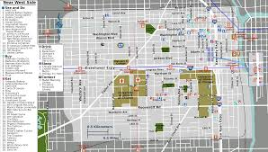 chicago map side file near west side map print png wikimedia commons