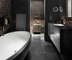 all black bathroom best 10 black bathrooms ideas on pinterest