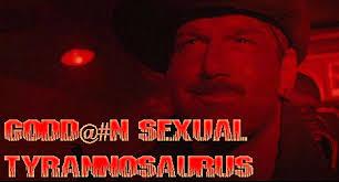 Sexual Tyrannosaurus Meme - our favorite predator movie moments ign