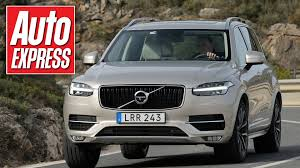 volvo xc90 new volvo xc90 review the luxury suv reinvented youtube