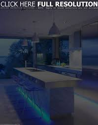 modern led kitchen lighting decoration ideas home design trends