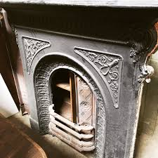 11 restoring a cast iron fireplace old victorian new