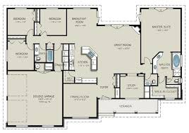 country floor plans design 6 country style floor plans house plan homepeek