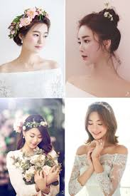 6 korean bridal hair makeup style trends you must praise