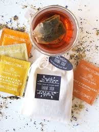 Thank You Favors by Thank You Gift Tea Favors Gift Favor Ideas From Evermine