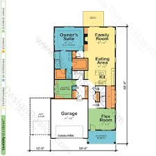 One Story Floor Plans by Design Basics Home Plans One Story House Plans One Story House