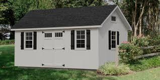 backyard shed designs in ky tn overholt u0026 sons