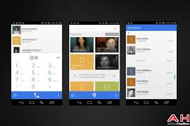 dialer apk the new dialer apk is available and comes along with slight