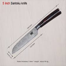 top brand kitchen knives xyj brand kitchen accessories 2 set gift box 5 inch