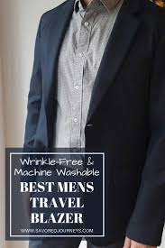 travel blazer images The best wrinkle free mens travel blazer savored journeys jpg