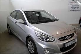 hyundai accent gls 1 6 2016 hyundai accent 1 6 gls auto sedan fwd cars for sale in