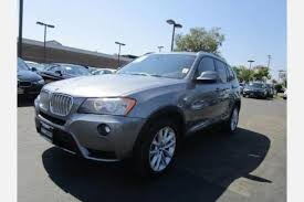 bmw x3 for sale used used bmw x3 for sale in los angeles ca edmunds