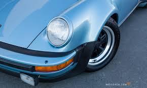 porsche 930 turbo blue 1983 porsche 911 turbo coupe lamborghini calgary