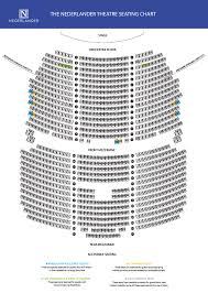 house of reps seating plan nederlander theatre broadway direct