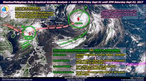 Satellite Weather Map Weatherphilippines Daily Graphical Satellite Analysis From 2pm