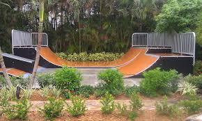 Florida Backyard Ideas Delray Florida Backyard Skatepark American Ramp Company Arc