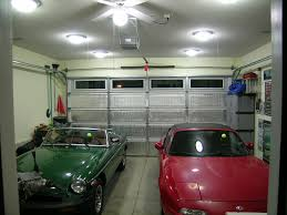 cool garage ideas furnish garage with nice furniture amazing
