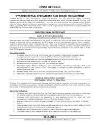 Sample Retail Management Resume by Resume Example Retail Buyer Resume Sample Retail Manager Resume