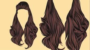 illustrator tutorial vectorize image vector hair adobe illustrator youtube