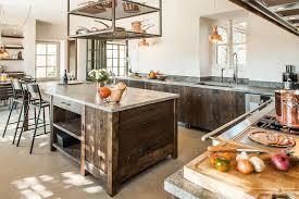 ilot de cuisine en bois ilot central cuisine bois ancien jpg ssl 1 choosewell co