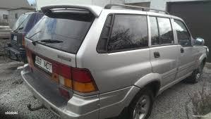 ssangyong korando 1999 ssangyong musso 4x4 1999 used vehicle nettiauto