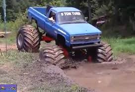 monster truck mud bogging videos 5 ton turd monster trucks wiki fandom powered by wikia
